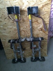 Stilts 42 inch for sale