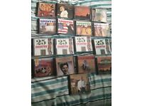 Lot of 17 CD's - Country Music