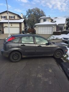 2005 Ford Focus SES ZX5
