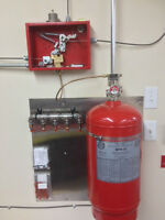 Restaurant Fire Suppression System Repair & Maintenance Service