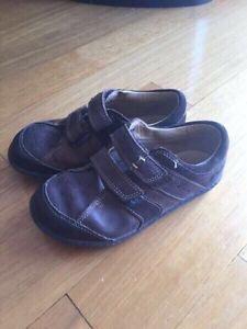 Clark's running shoes for boys