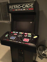 Multi-Game Custom Arcade Machines - Delivery to anywhere!