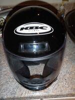 Black KBC TK-7 helmet