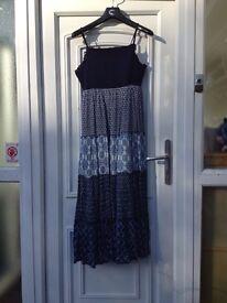 Beautiful Girls Maxi Dress
