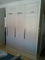 Professional carpenter INSTALLATION KITCHEN CABINETS AND MORE