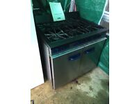 Commercial cooker and oven for SALE