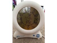 Gro clock child sleep trainer clock