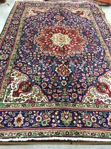 """Persian Yalameh %100 wool quality hand knotted 7x10 f"""" London Ontario image 10"""