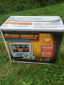 Portable Kerosene Heater/New