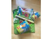 In The Night Garden bedroom bundle