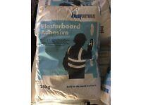 Plaster board adhesive 18 bags
