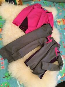 Complete Girls size 6 Yogini Set used once