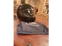 Arashi Full-Face Motorcycle Helmet XS