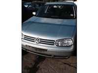 VW Golf GT TDi mk4/BREAKING