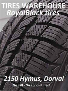 NEW winter TIRES 205/55/16-299$txin4tires **2150 Hymus, Dorval**
