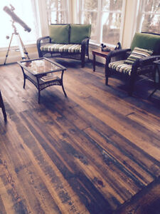 CUSTOM LONG LENGTH HARDWOOD FLOORING & V-JOINT PINE Kawartha Lakes Peterborough Area image 7