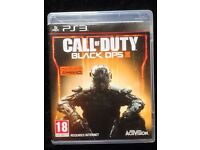 PLAYSTATION 3 PS3 CALL OF DUTY BLACK OPS 3 GAME