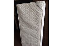 Baby cot mattress- never used