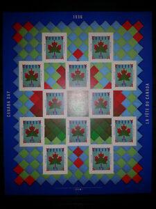 Timbre Canada 1996   #1607a   - La fête du Canada