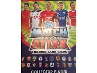Match Attax 16/17 Swaps