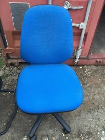 Different operator swivel chairs. Delivery