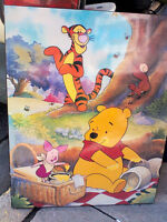 Winnie The Pooh Picture in HEARTBEAT Thrift Store/BayView Mall