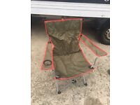 Pair of Fishing/Outdoor Chairs