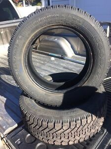 4 Nordic Winter Tires P125/60R15