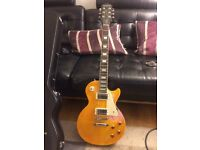 Epiphone Les Paul plustop pro, like new