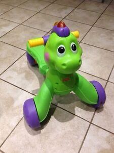 Toddler Walker/Ride On Dinosaur