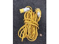 20m 110 Volt Extension Cable