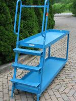 Warehouse Picker / Packer Cart