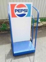 PEPSI Moving Cart/Trolley