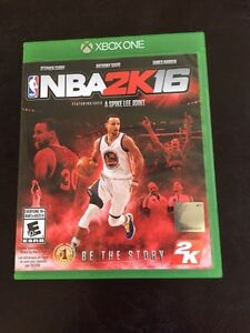 NBA 2K16 Stephen Curry Edition Xbox One London Ontario image 1