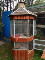 Perfect home for birds or little pets