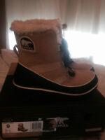 Sorel Tivoli II Boots - Colour Tan