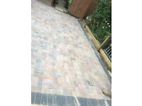 Patio paths decking and driveway cleaning
