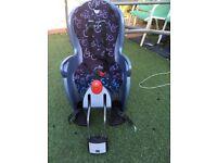 Halfords toddler bike seat