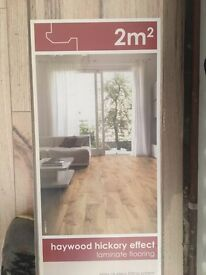 Light oak 8mm Laminate flooring 8m2