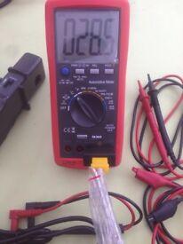 Sealey automotive electrical multi meter