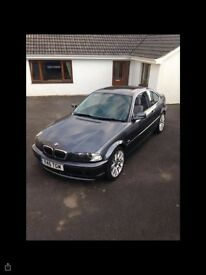 BMW 2.5ci coupe 2001