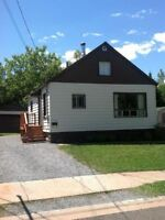 House for rent in central location
