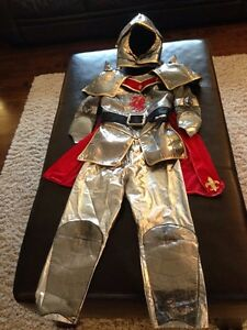 Size 5-6 Knight Halloween Costume