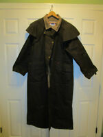 Men's Oilskin Koolah Coat