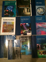 Oulton College Policing and Correctional Foundations Books(all)