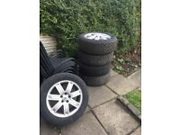255 55 19 Land Rover wheels and alloys wheels from 2006 Range Rover