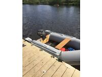 inflatable dinghy boat tender