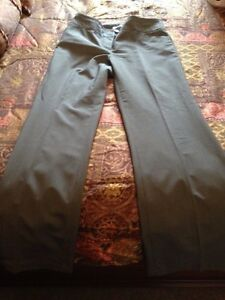 Women's grey dress pants