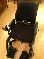 Electric Wheelchair Quantam 6