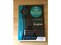 Higher English Past papers